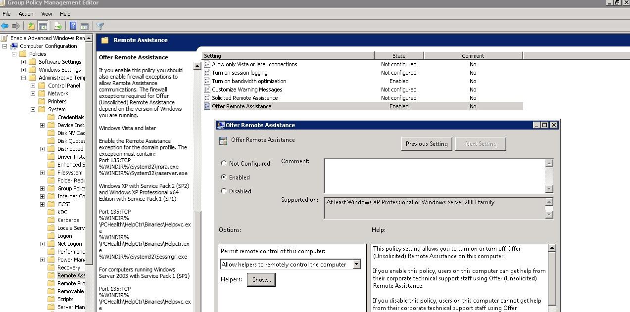 Windows Server Skripting